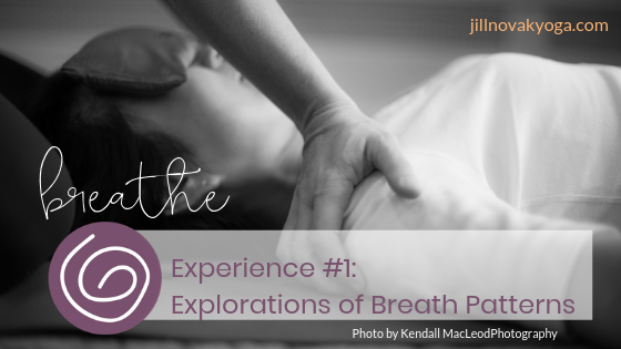 Explorations of Breath Patterns