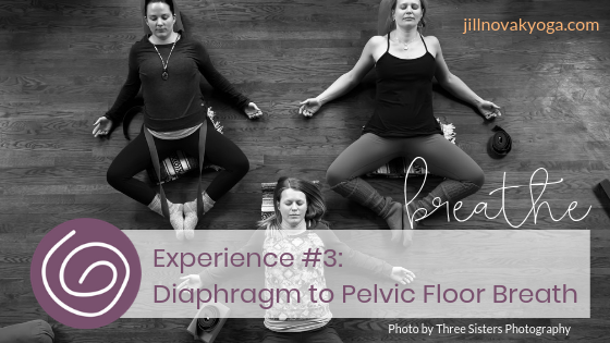 Diaphragm to Pelvic Floor