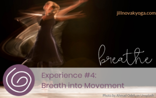 Breath into Movement