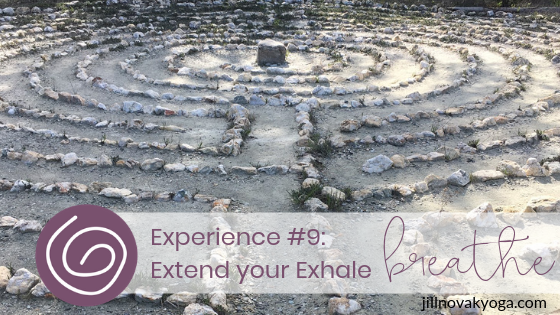 Extend your Exhale