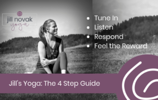 Jill's 4 Step Guide