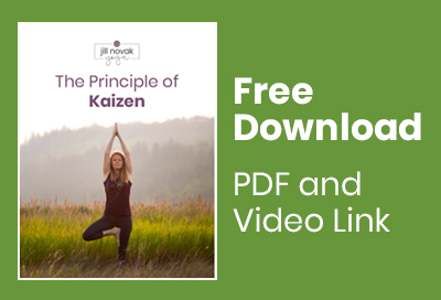 The Principle of Kaizen